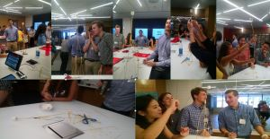 Tackling the Marshmallow Challenge